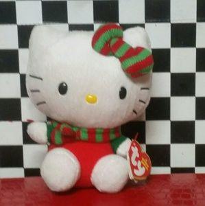 Other - Hello kitty plush xmas